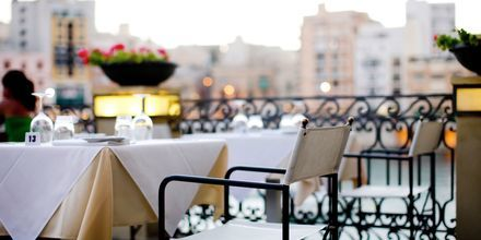 Det finnes en mengde gode restauranter på Malta – ikke behøver det bli så dyrt heller.