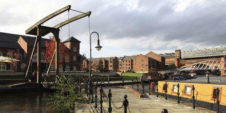 Castlefield, Manchester England.