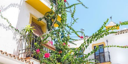 Marbella i Spania.