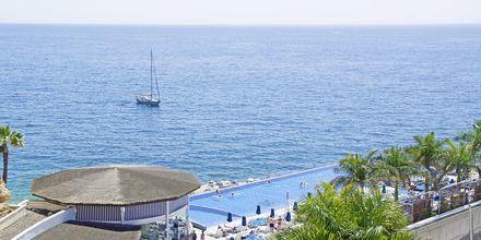 Utsikten fra Marina Suites