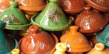 """""""Tajines"""" – marokkansk kjøkkenutstyr"""