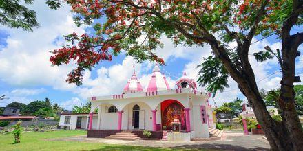 Maheswarnath-tempelet på Mauritius.