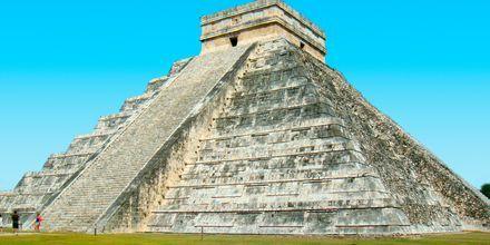El Castillo i Chichén Itzá