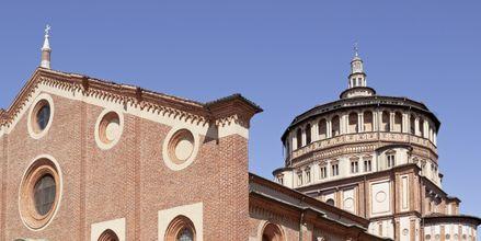 Santa Maria delle Grazie, hvor Nattverden henger