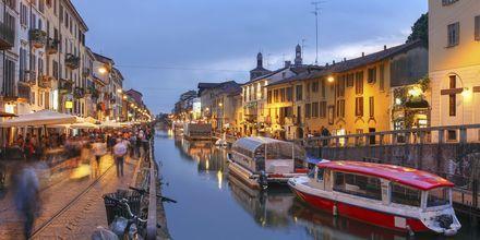 Kanal i Milano