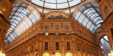 Kjøpesenteret Galleria Vittorio Emanuele II