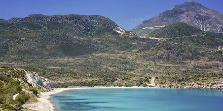 Ahivadolimnistranden på Milos