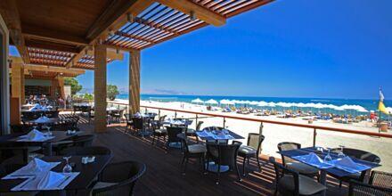 Strandrestauranten Korali på hotellet