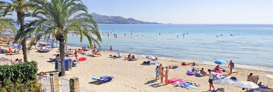 Stranden ved Mirada