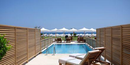 Familierom med eget basseng – Alila Exclusive Resort & Spa i Faliraki på Rhodos