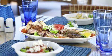 Den greske restauranten på hotellet