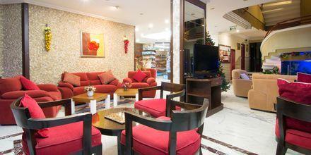 Lobbybaren på hotellet