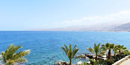 Utsikten fra Nana Beach