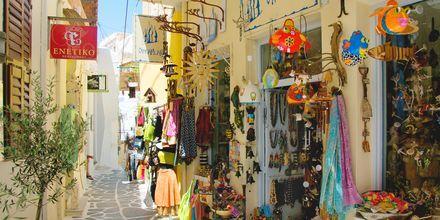 Souvenirer fra Naxos