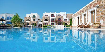 Bassengområdet – Naxos Resort på Naxos