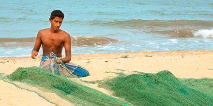 Fisket er viktig i Negombo