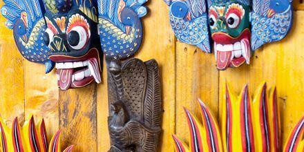 Lankesiske masker