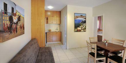 2-roms leilighet på hotell Nelia Garden, Ayia Napa, Kypros