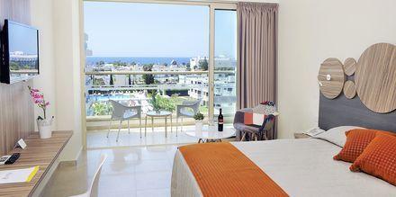 Dobbeltrom på hotell Nelia Garden, Ayia Napa, Kypros
