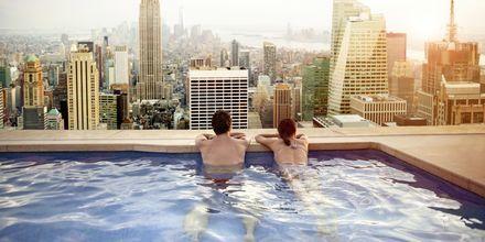 Nyt ett av våre anbefalte hoteller i New York.
