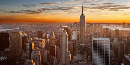 New York – byen som aldri sover.