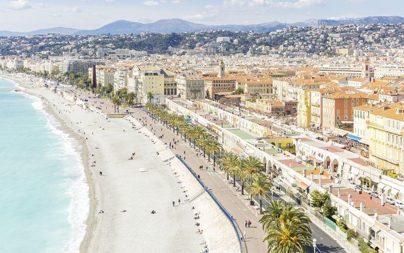 Nice Reiser Til Nice Og Den Franske Riviera Apollo