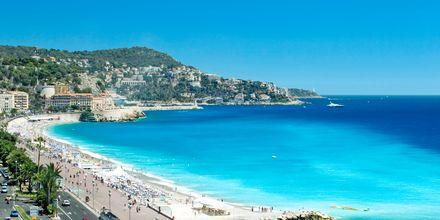 Bystranden i Nice
