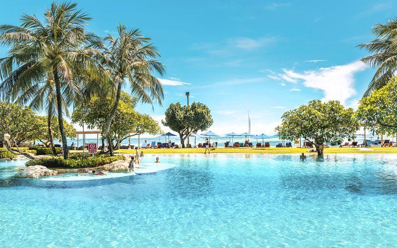 Nikko Bali Benoa Beach