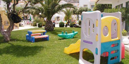 Lekeplassen på hotellet