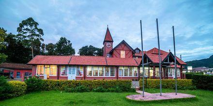Det gamle postkontoret i  Nuwara Eliya