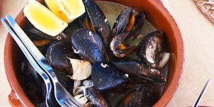 Portugisisk sjømat er verdenskjent
