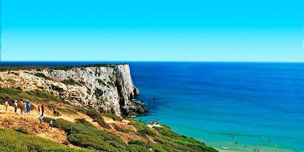 Portugal har en vakker og dramatisk kystlinje
