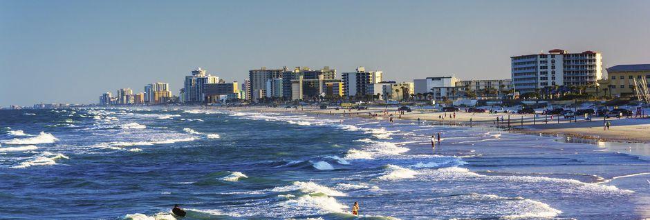 Orlando i Florida, USA – ett reisemål for hele familien.