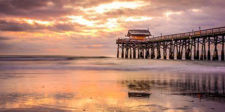Cocoa Beach i Orlando, Florida, USA