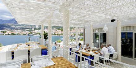 En av restaurantene