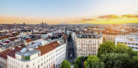 Wien har gamle aner og er en heftig symbiose av historie og modernitet.