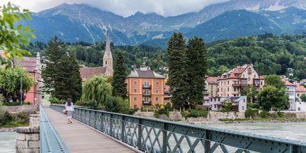 Broa inn til Innsbruck, Østerrike.