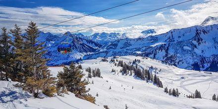 Skiområdet Tyrol byr på en fantastisk skiferie.