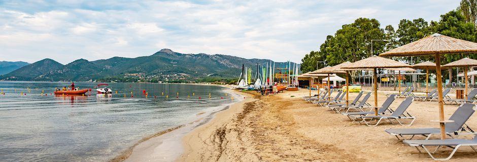 Stranda ved Paleros Beach Resort