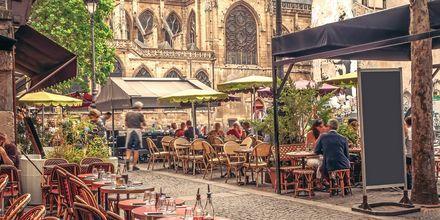 Restauranter i Paris, Frankrike.