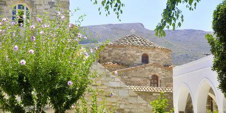 Bysantinsk kirke på Paros