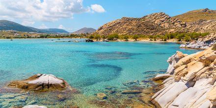 Kolymbithres Beach på Paros