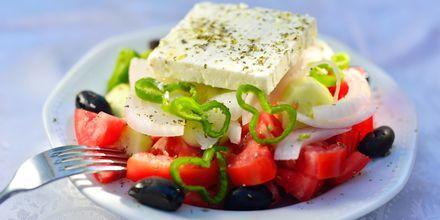 En gresk salat er selvsagt