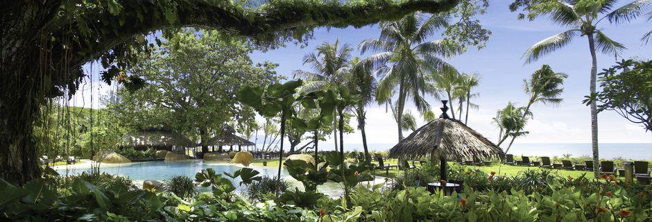 Tropisk opplevelse på Shangri-La's Rasa Sayang Resort & Spa i Batu Ferringhi, Penang