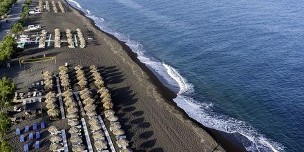 Stranden i Perissa & Perivolos