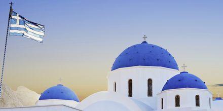Kirke i Perissa & Perivolos