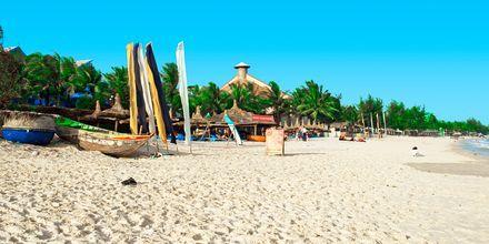 Stranden i Mui Ne