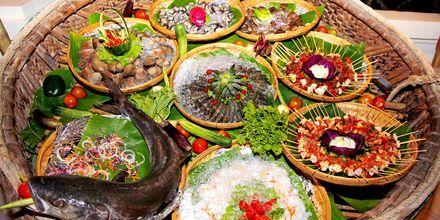 Delikate vietnamesiske retter