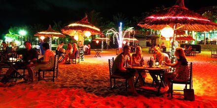 Nattstemning på stranda