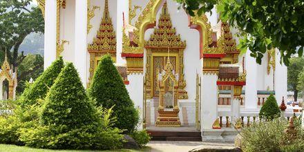 Wat Chalong er ett av de viktigste templene i Phuket